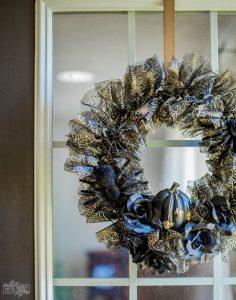 Spooky-Glam-Dollar-Store-Halloween-Wreath
