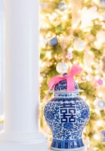 Chinoiserie Christmas