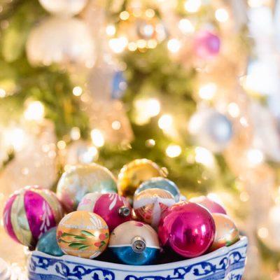 Vintage Christmas Ornaments