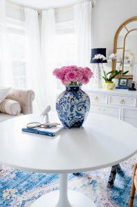 White Tulip Table Ikea