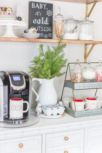 DIY Hot Cocoa Bar With A Keurig