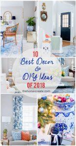10 Best Decor and DIY Ideas 2018