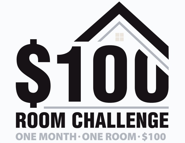 Girls Room Refresh Plans – $100 Room Challenge