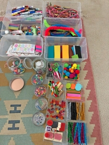 Art supply by category