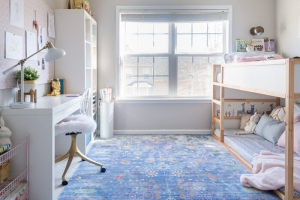 Girls Small Bedroom Furniture Layout