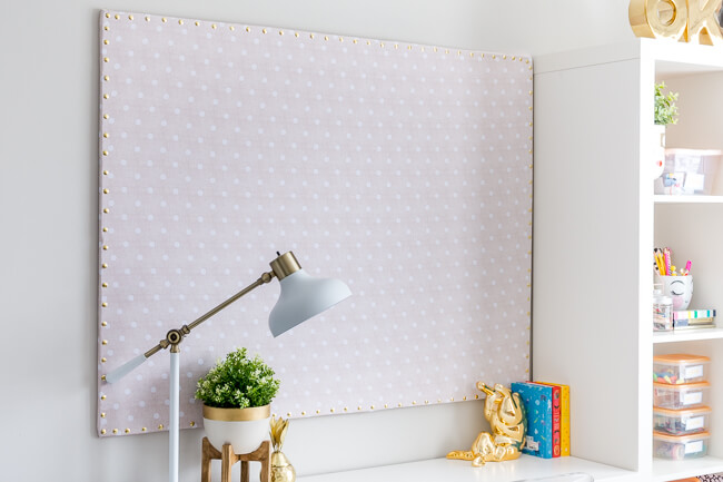 Huge DIY Bulletin Board