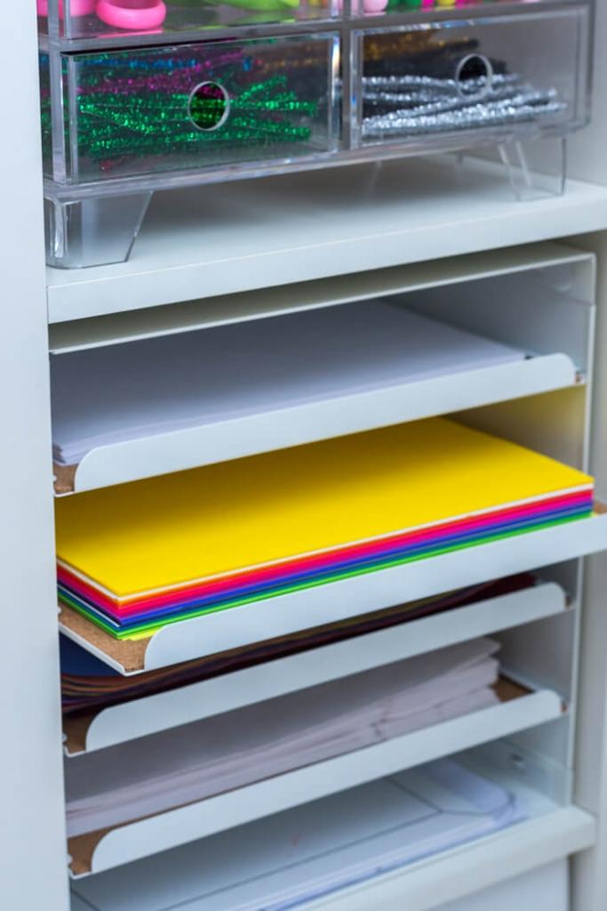 IKEA KVISSLE Paper sorter