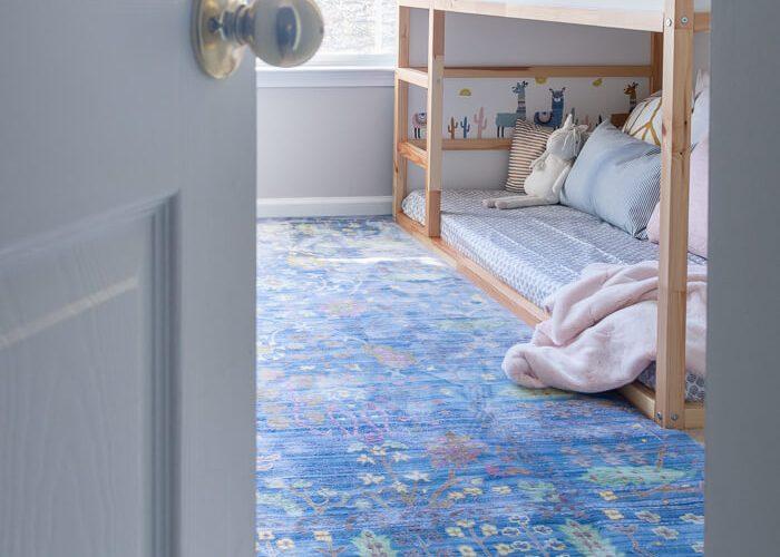 IKEA Kura bed for girls