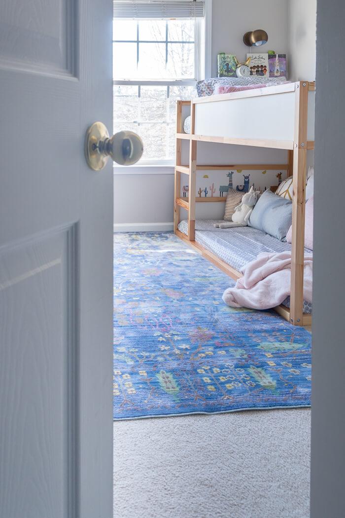 Girls Bedroom Refresh Reveal 100 Room Challenge The Home I Create