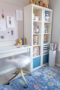 Ikea Kallax shelf Craft Storage