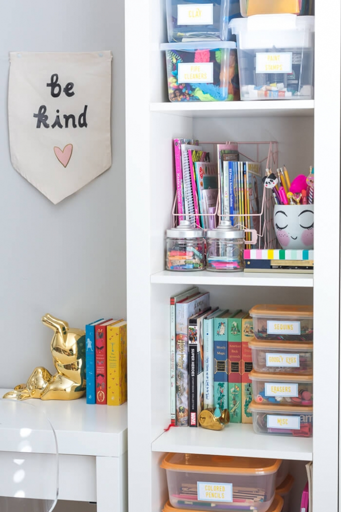 Kids Art Supply Organization