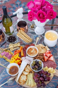 DIY Cheese board for Date Night