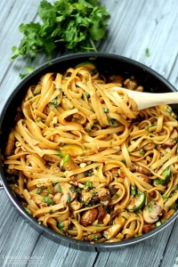 Spicy Thai Noodles