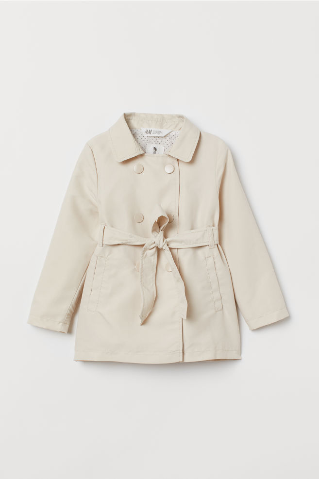 Kids Trench Coat