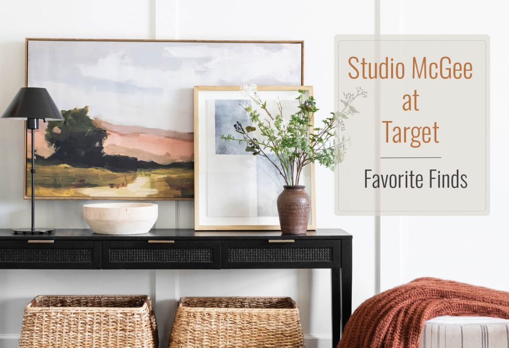 Studio McGee at Target Fall Favorites