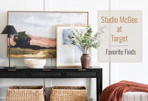 Studio McGee at Target Fall Favorites
