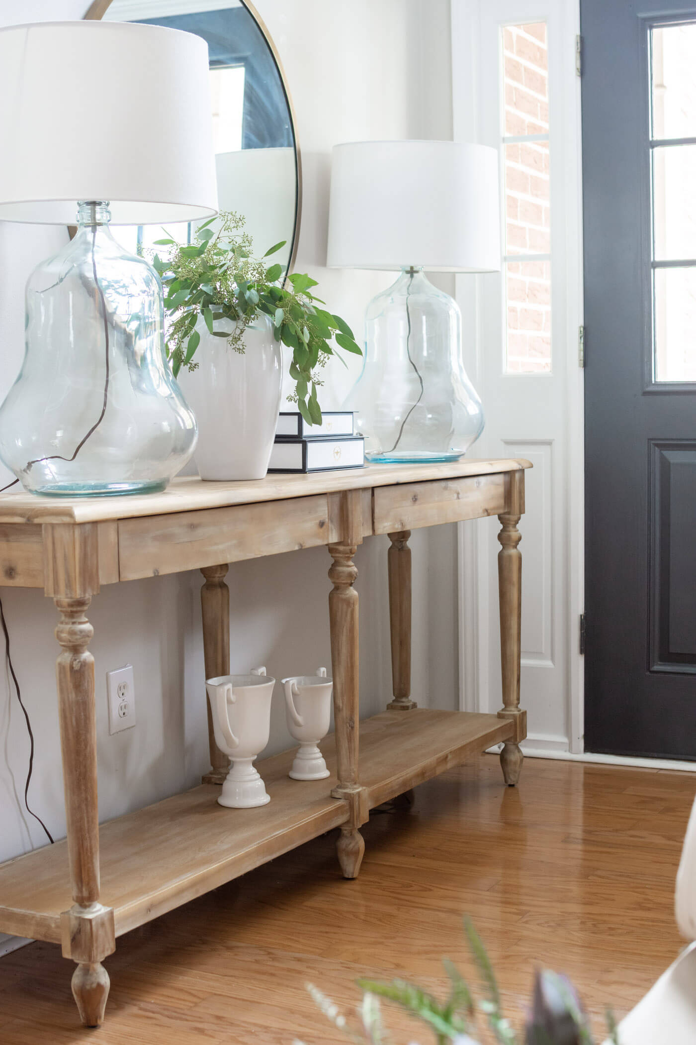World Market Everett Console Table - thehomeicreate.com