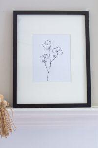 Black-and-White-Flower-Free-Printable