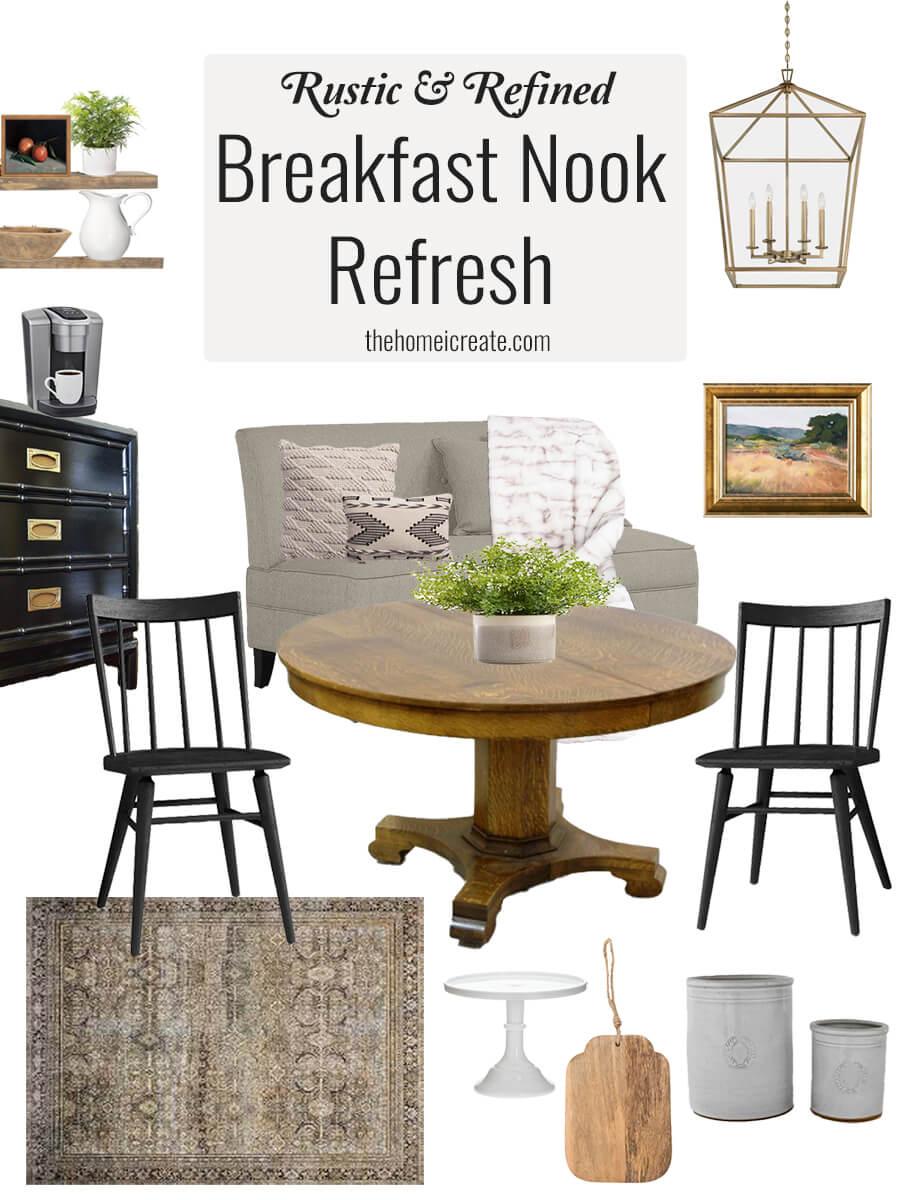 Breakfast Nook Decor Ideas