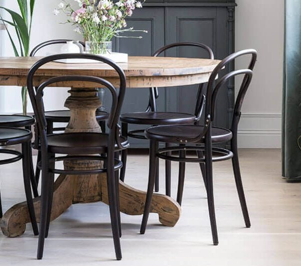 Black Dining Chairs For Under $200