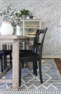 making home base dining room