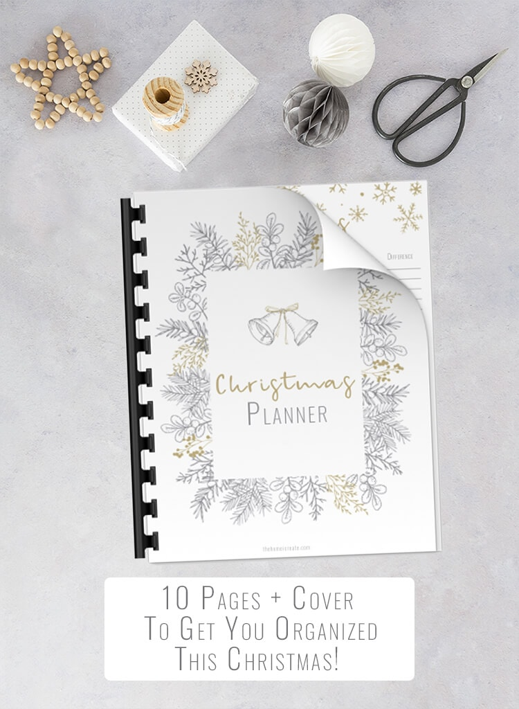 Christmas Planner For A Stress Free Christmas
