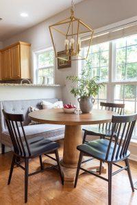Modern Farmhouse Dining Nook