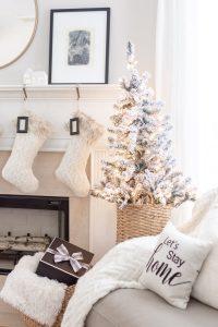 Christmas Stockings with Dollar Store DIY stockings tags
